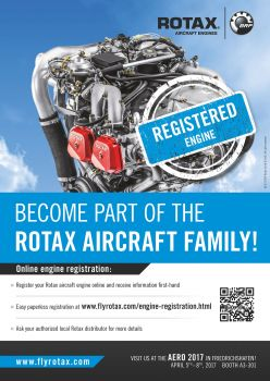 Rotax Aircraft Engines - Rotax Aircaft Engines